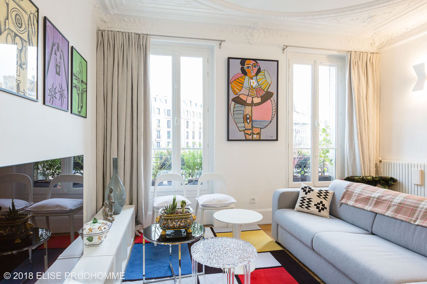 Host In Paris uses a strict cleaning procedure for the apartments.